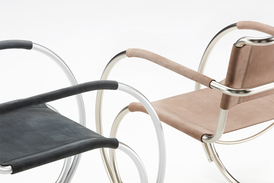 S 533 F, Limited Edition, Thonet, Besau-Marguerre